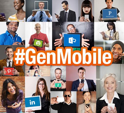 Aruba Networks: # GenMobile