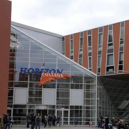 Wifi netwerk Horizon college Hoorn