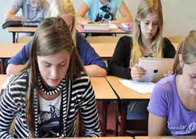 Installatie wifi op 3 basisscholen