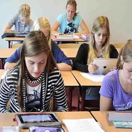 Wifi scholen