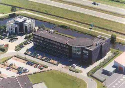 Wifi installatie kantoor HZPC Holland
