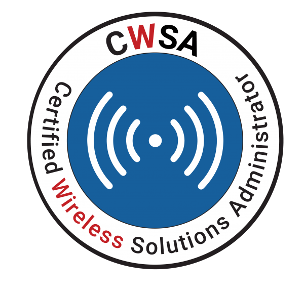 CWSA Certified Wireless Solution Administrator