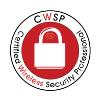 Rene van der Klis CWSP -Certified Wireless Security Professional